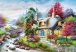 Castorland: Сказочный домик