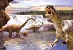 Castorland: пазл Динозавры 260 эл.