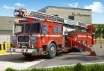 Castorland: пазл пожарная машина 260 эл.
