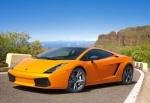 Castorland: пазл Lamborgini Gallardo Желтая машина 120 эл.