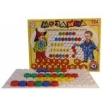 """Игрушка мозаика """"Азбука и арифметика ТехноК"""""""