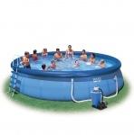 Надувной бассейн Easy Set Pool Intex