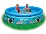 Надувной бассейн Интекс Ocean Reef Easy Set Pool