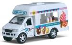 Коллекционная машинка фургон с мороженым (Ice Cream Truck)