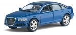 Машинка коллекционная Audi A6