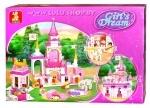 "Конструктор Слубан Замок ""Princess Magical Castle"""