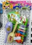Набор муз инструментов детский