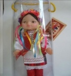 """Чудисам: Кукла """"УКРАЇНКА У ВИШИВАНКЕ"""""""