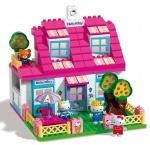 Конструктор Дом Hello Kitty