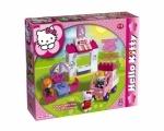 Конструктор Магазин Мороженое Hello Kitty