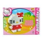 Конструктор кошечка Hello Kitty