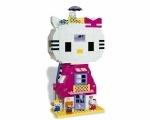 Конструктор Дом - кошка Hello Kitty