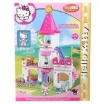 Конструктор замок Hello Kitty