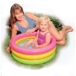 Бассейн надувной детский, Интекс