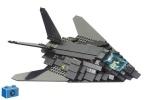 Sluban: Конструктор самолет STEALTH F117 BOMMENWERPER