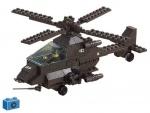 Sluban: Конструктор вертолет военный